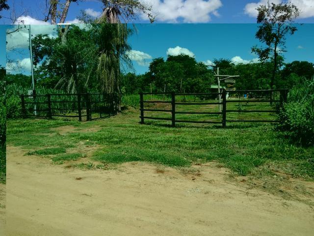 Vendo, troco rancho pesqueiro financiado - Foto 5