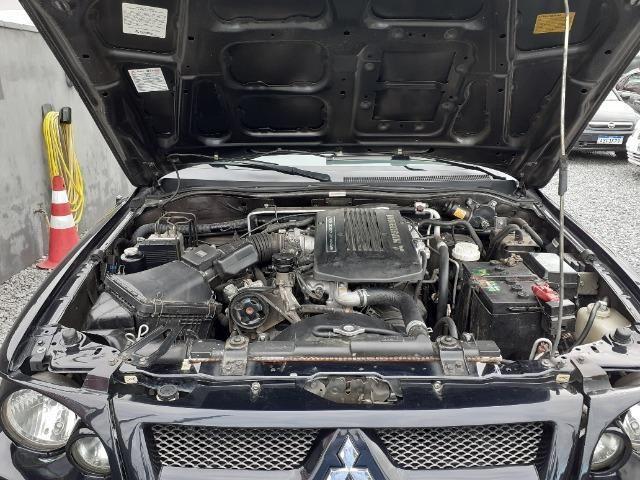 Mitsubishi Pajero Sport HPE 3.0 V6 ano 2006 Top Aut - Foto 6