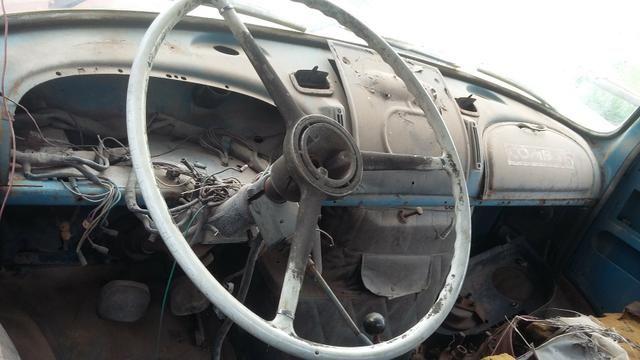 Cabine caminhão Mercedes Benz 1113 1313 - Foto 4