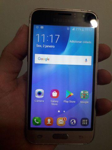 Samsung j1 perfeito estado - Foto 2