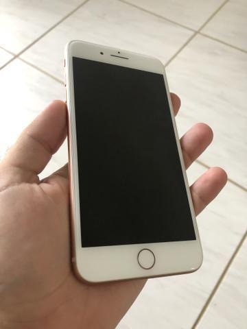 IPhone 8 Plus 64GB impecável - Foto 2