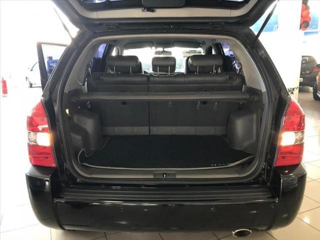 HYUNDAI TUCSON 2.0 MPFI GL 16V 2WD GASOLINA 4P AUTOMÁTICO - Foto 9