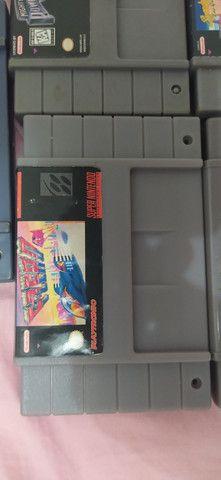 Jogos Super Nintendo snes - Foto 6