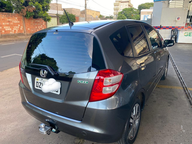 Honda Fit ex ano 2010, faço financiamento - Foto 2