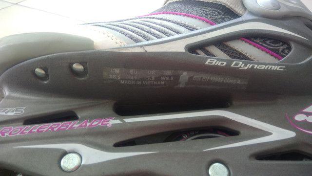 Patins Rollerblade Bio Dynamic - Foto 5