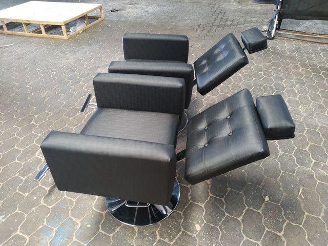 Só Salão, fábrica de móveis finos para salão de beleza esmalteria e barbearia !!! - Foto 5