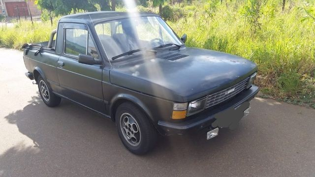 Fiat 147 Pick Up Todas 1982 739279064 Olx