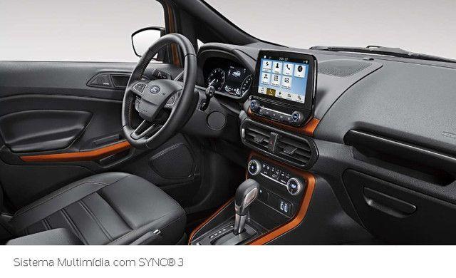 Ecosport Storm 4WD 2.0 AT (2021) - Foto 8