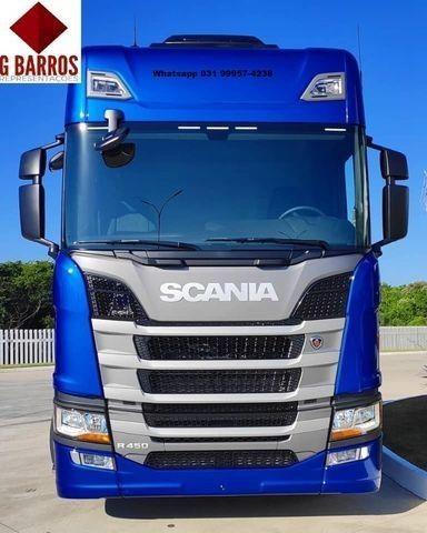 Scania R450 6x2 Aut Completo 2021 - Foto 2