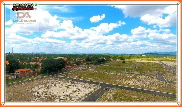 Loteamento em Horizonte as Margens da BR 116 a 30 minutos de Fortaleza - Foto 4