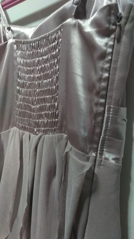 Vestido Curto Rose - Foto 4