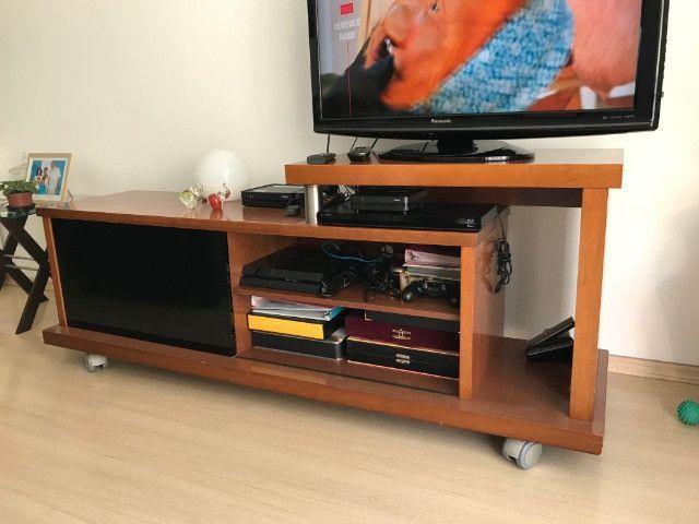 Rack para TV, em MDF - Foto 2