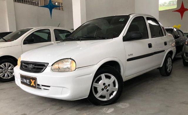 Chevrolet Classic Corsa Sedan Life 1.0 VHC (Flex) - Foto 3