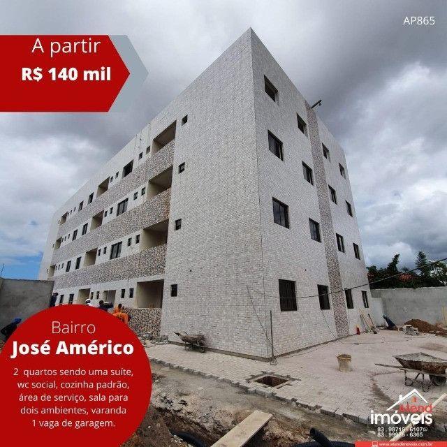 Apartamento no Jose Americo