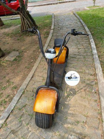 Capa de chuva para scooter elétrica  - Foto 6
