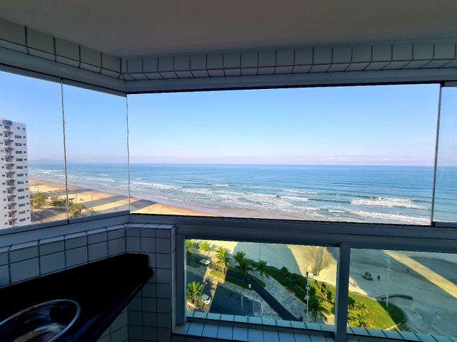 AnoNovo Disponível-Apto Frente ao Mar-Caiçara-Praia Grande SP-LEIA TODO O ANÚNCIO  - Foto 2