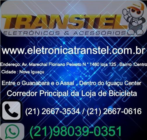 Sirene Eletrônica 6 Tons Mxt - Foto 4