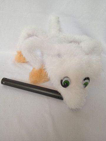 Cachorrinho marionete de pelúcia