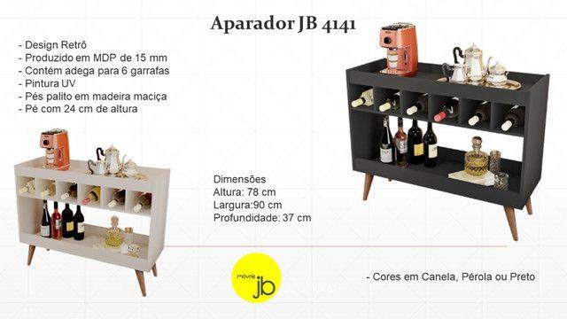 (3789) Aparador JB 4141 whatsapp 99613=3789 - Foto 4