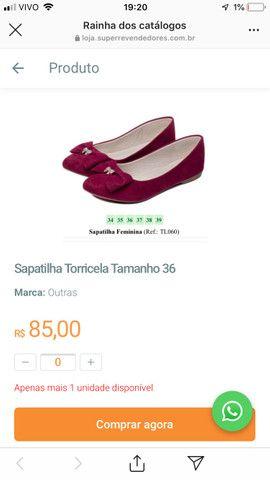 Sapatilha Torricella 36