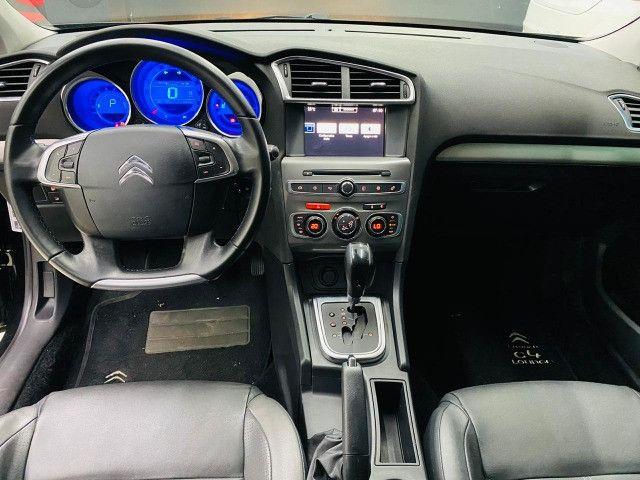 Citroën C4 Lounge 2017 1.6 Thp Tendance Flex Aut. 4p - Foto 10