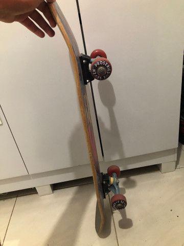 Skate bbb (bom bonito e barato) - Foto 2