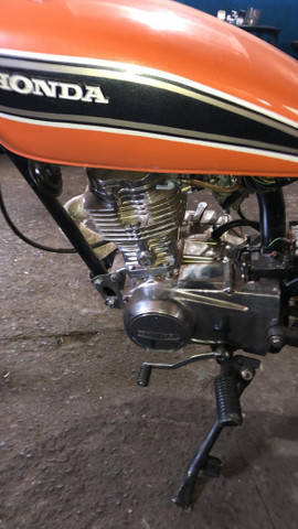 CG125 café Racer - Foto 5