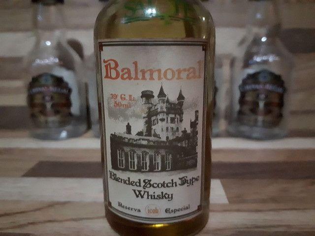 Mini Garrafinhas Colecionáveis de Whisky (Lote) - Foto 4