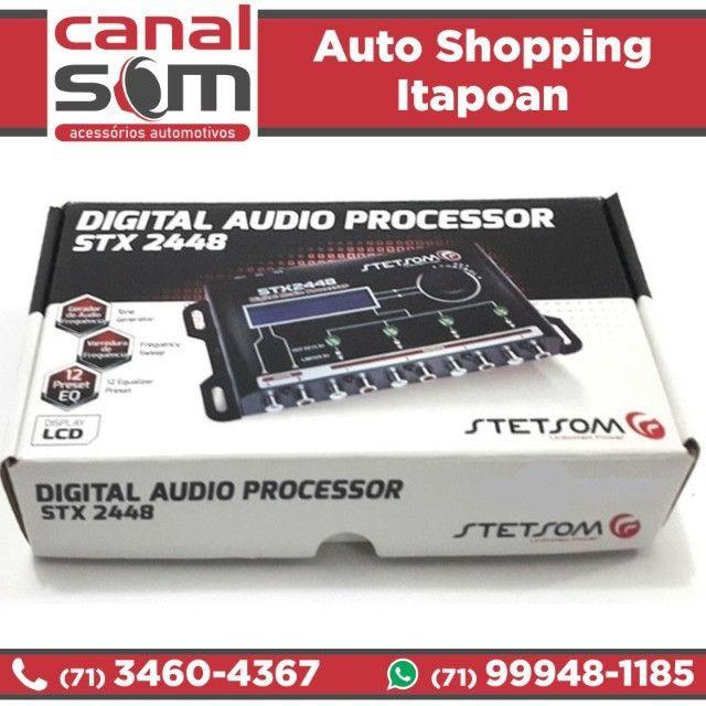 Processador Stetsom Stx2448, Canal Som