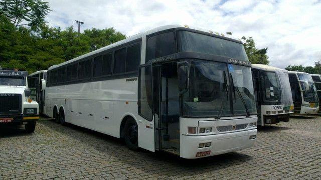 Ônibus Scania - Ano 1999