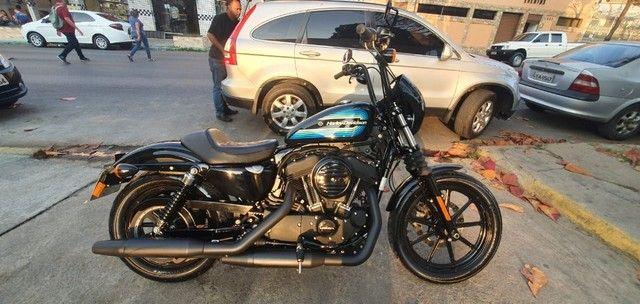 Harley Davidson Sportster XL 1200 2019 com 6000km - Foto 6