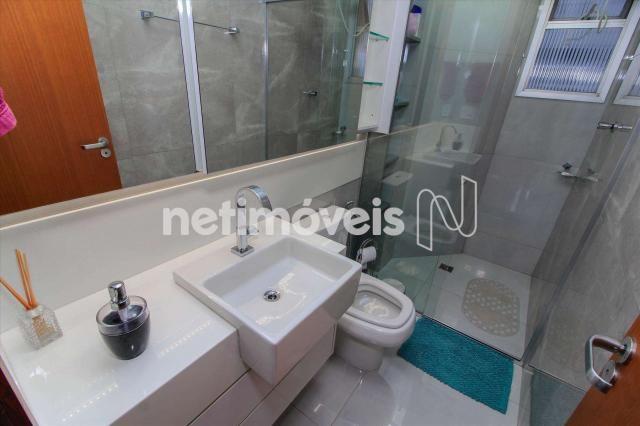 Apartamento à venda com 4 dormitórios em Ipiranga, Belo horizonte cod:409452 - Foto 9