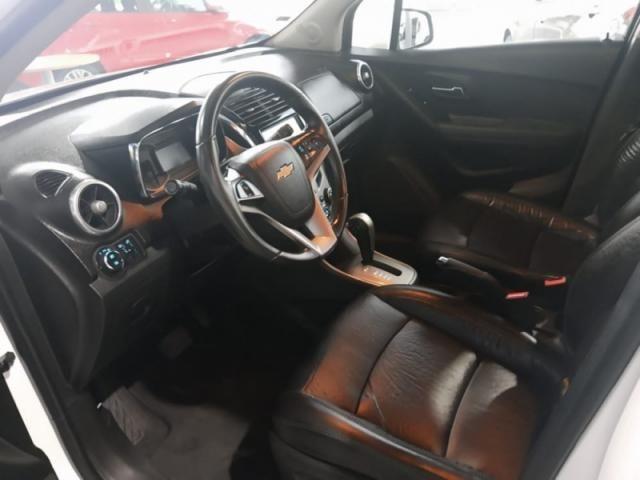 Chevrolet Tracker 1.8 MPFI LTZ 4X2 16V FLEX 4P AUTOMATICO - Foto 4