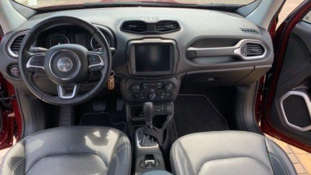 Jeep Renegade Longitude 1.8  19/19 com 34.000 km - Foto 8