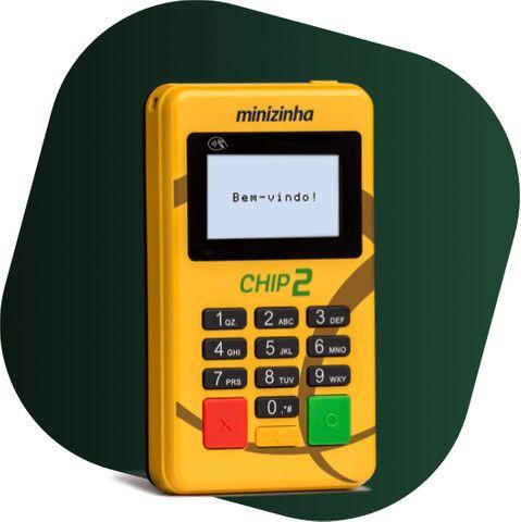 Vendo Máquina de Cartão PagSeguro - Minizinha Chip 2