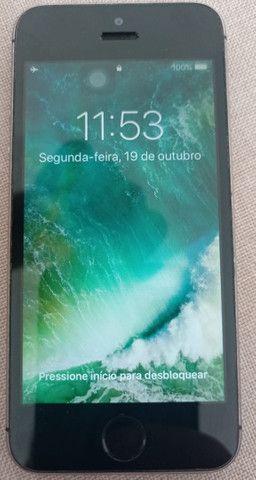iPhone SE 64gigas seminovo  - Foto 3