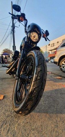Harley Davidson Sportster XL 1200 2019 com 6000km - Foto 7