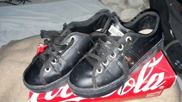 Tênis coca-cola - Foto 2