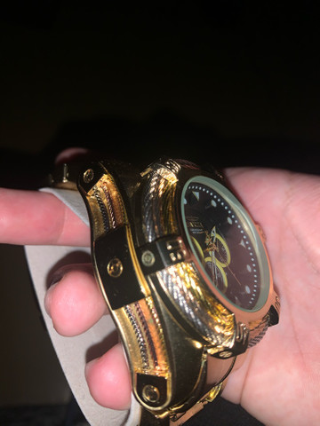 Relógio INVICTA Chronograph 200mt - Foto 2