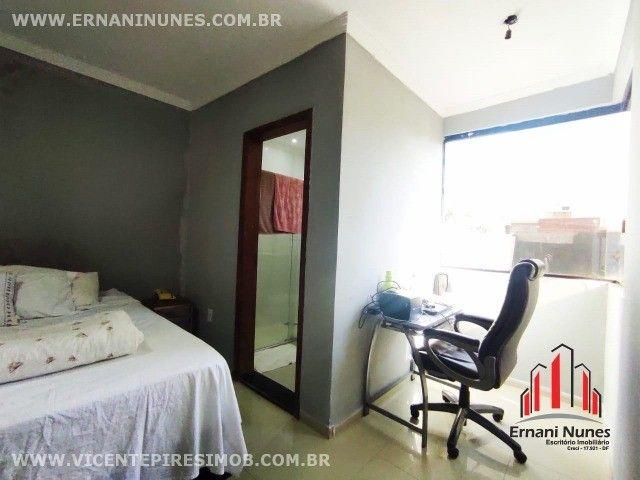 Casa 4 Qtos 3 Stes, 2 Pavimentos em Arniqueiras - Ernani Nunes - Foto 17