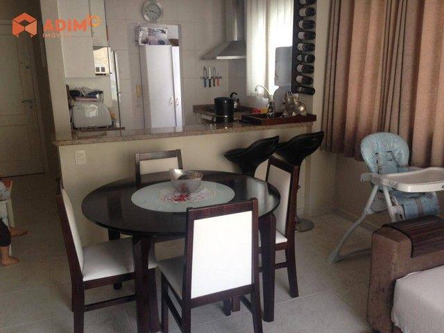 Apartamento diferenciado, 01 suíte + 01 dormitório, 01 vaga de garagem privativa, no Edifí - Foto 5