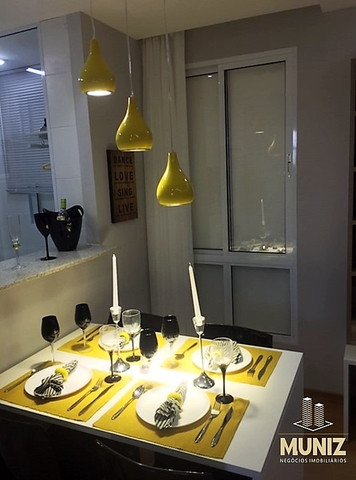K Residencial Pontal da Enseada, Olinda, Fragoso, Apartamento 2 Quartos com Lazer! - Foto 14