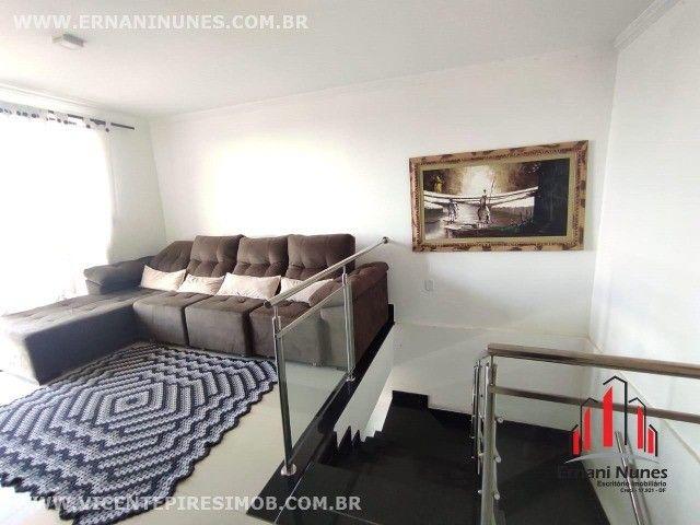 Casa 4 Qtos 3 Stes, 2 Pavimentos em Arniqueiras - Ernani Nunes - Foto 13