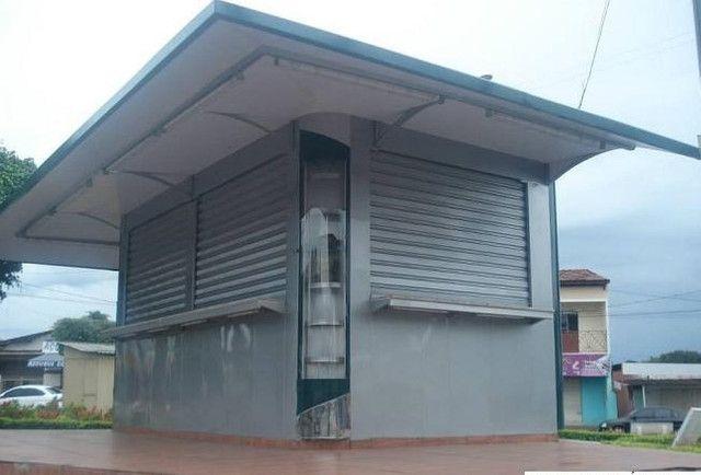Mobiliario urbano - bancas e Quiosques- Fab- 31.3321.5082 - Foto 3