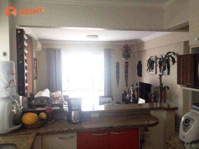 Apartamento diferenciado, 01 suíte + 01 dormitório, 01 vaga de garagem privativa, no Edifí - Foto 7