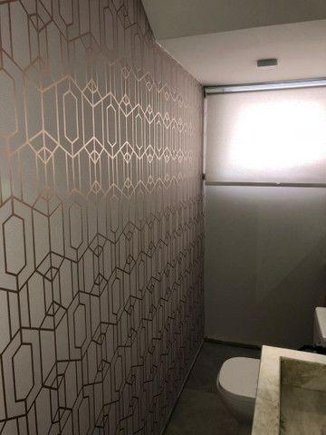 Instalação de papel de parede. - Foto 5