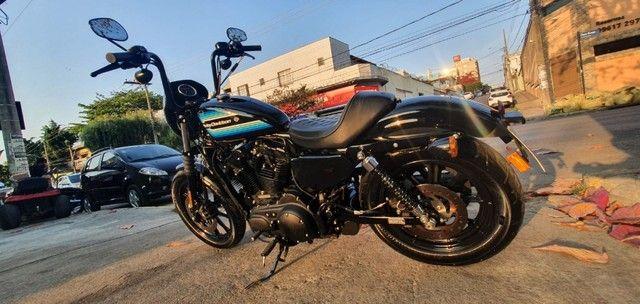 Harley Davidson Sportster XL 1200 2019 com 6000km - Foto 12
