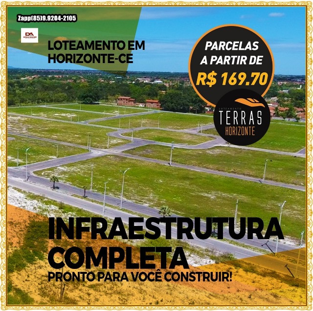 Loteamento Terras Horizonte %@#! - Foto 9