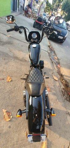 Harley Davidson Sportster XL 1200 2019 com 6000km - Foto 17