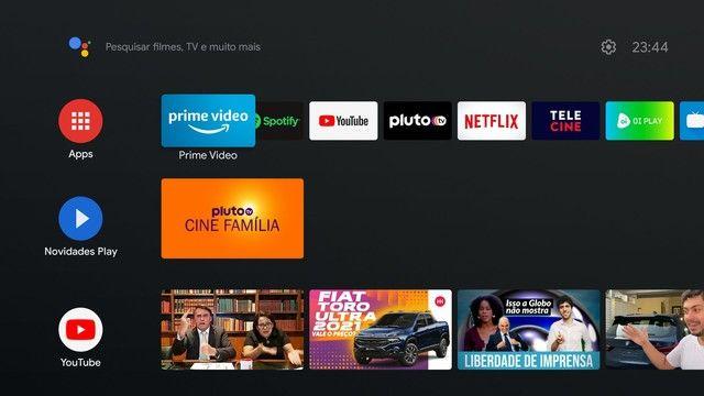 Mi tv stick Original Xiaomi Com comando por voz - Foto 3